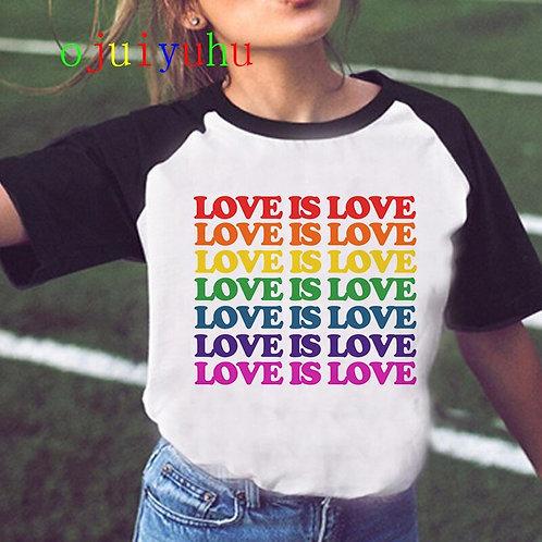 Love Is Love T-Shirts