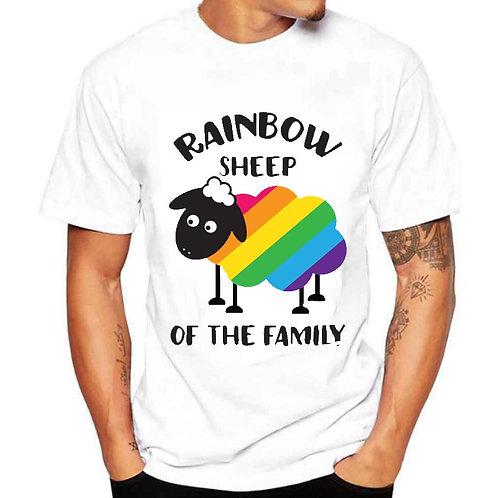 Rainbow Sheep of the Family T-Shirt