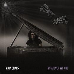 MaiaSharp-WhateverWeAre-SingleCover-3000