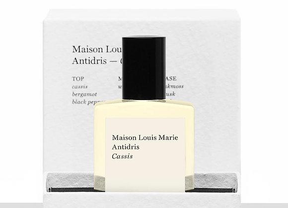 MAISON LOUIS MARIE - PERFUME OIL CASSIS