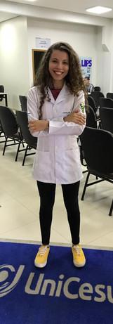 Acadêmica de Fisioterapia