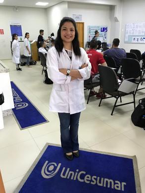 Coord. Fisioterapia: Dra. Cynthia Alves Araújo