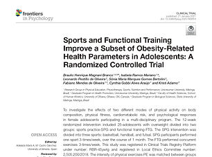Sports and Functional Training Improve a