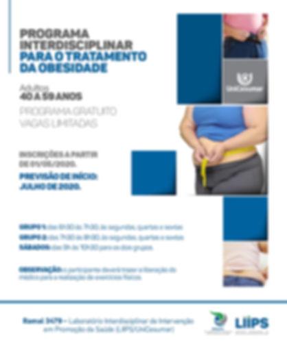 Adultos Projeto Tratamento Obesidade 202