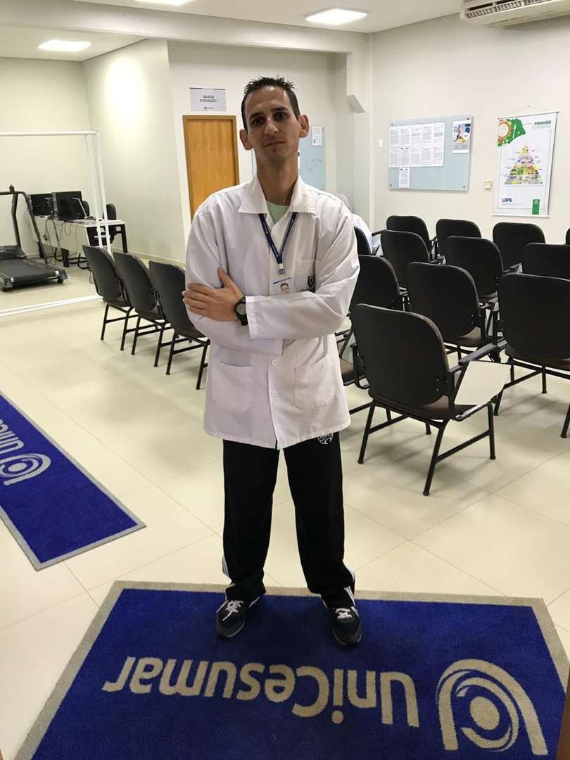 Tec. esportivo: Fabiano Oliveira