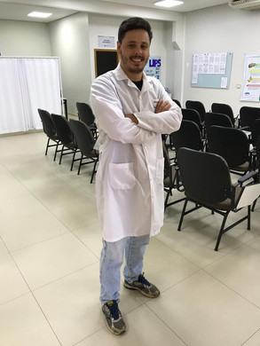 Bolsista: Mateus Baú