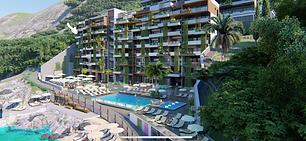 Neubau 5* Hotel mit Apartment Wohnungen