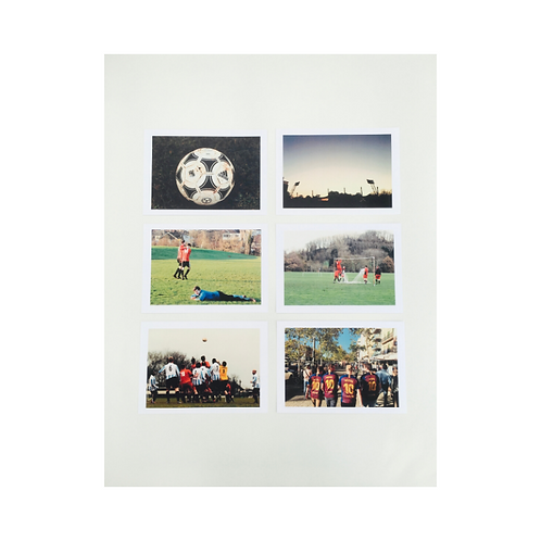 Heart of the Game Prints -  Set of Six