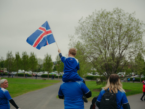 Against The Elements: The Eruption of Icelandic Football