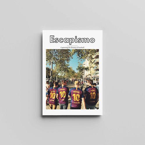 Escapismo Issue One Anniversary Edition