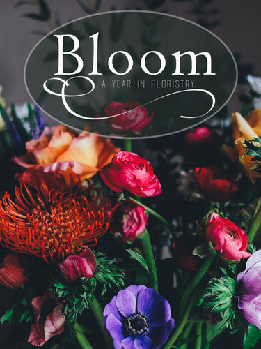 'Bloom' floristry cover
