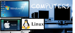 computers logo header