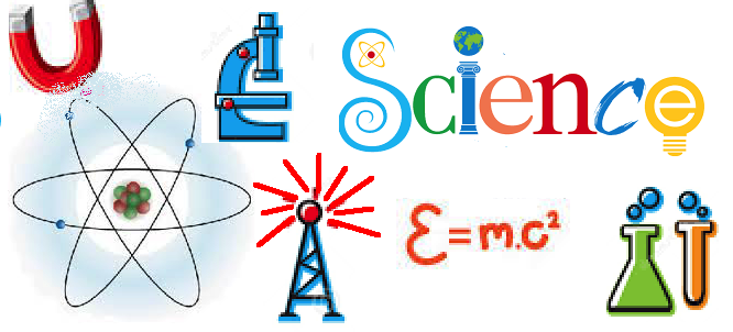 Science header
