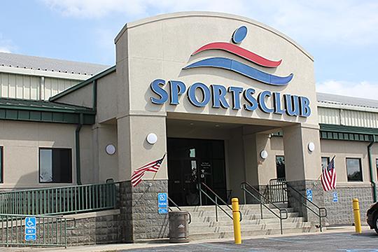 Sportsclub Locations Sc