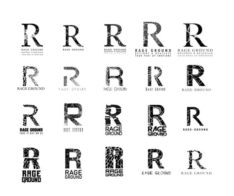 Rage Ground Logos