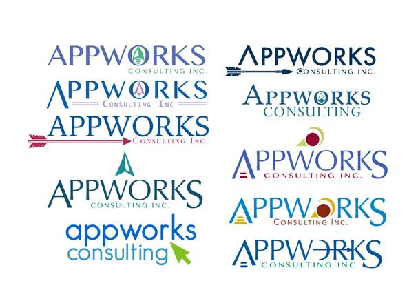 Appworks Logo Designs