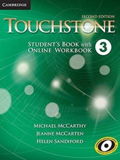Touchstone 3 - Student'S Book With Online Workbook - Second Edition