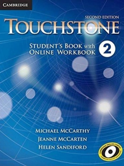 Touchstone 2 - Student'S Book With Online Workbook - Second Edition
