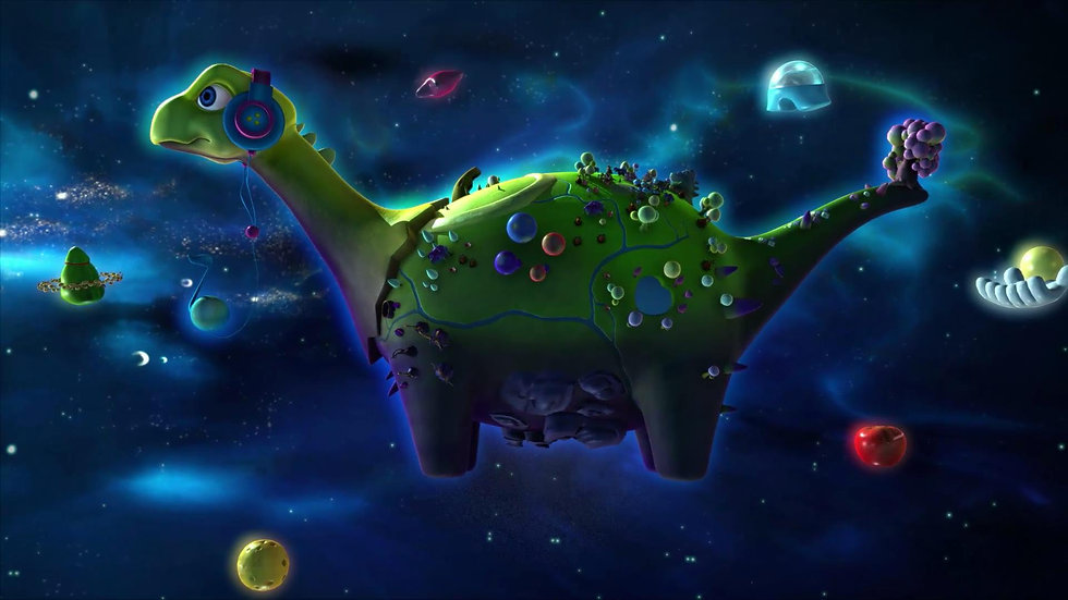DinoBob Lost Civilisation