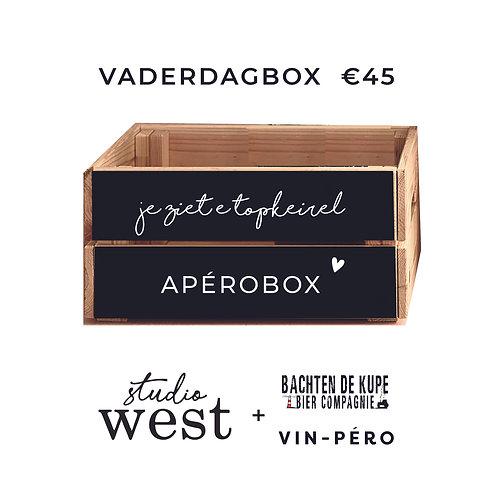 Vaderdag-apérobox
