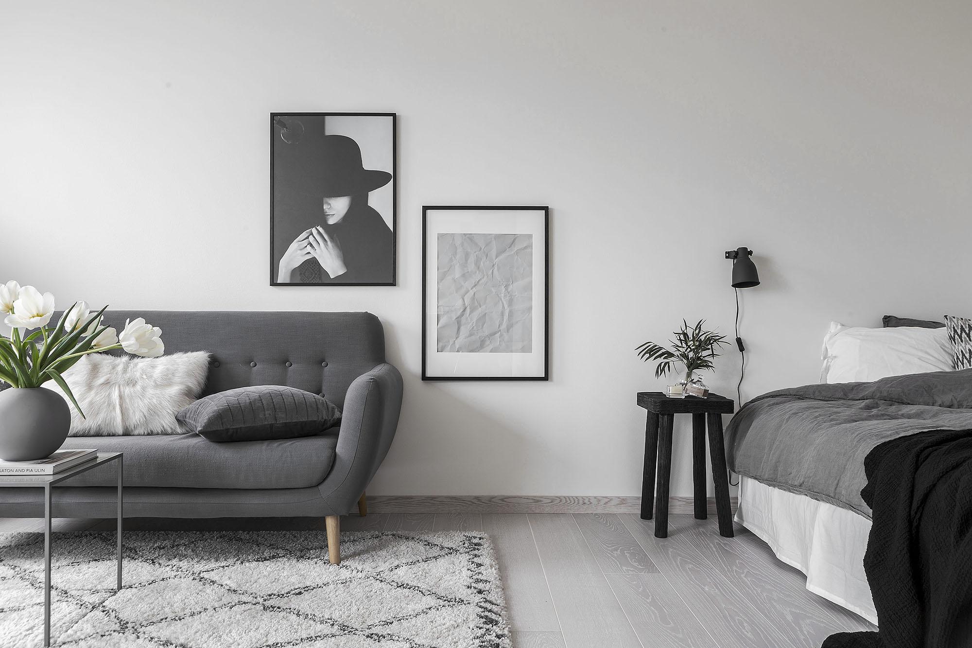 Homestyling tom lägenhet