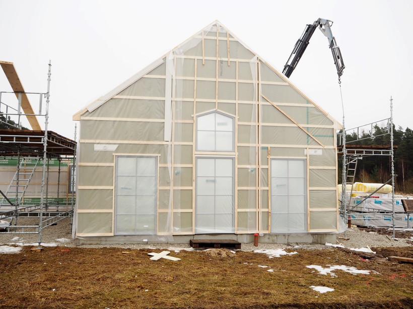 Husbygge del 4 - byggprocessen
