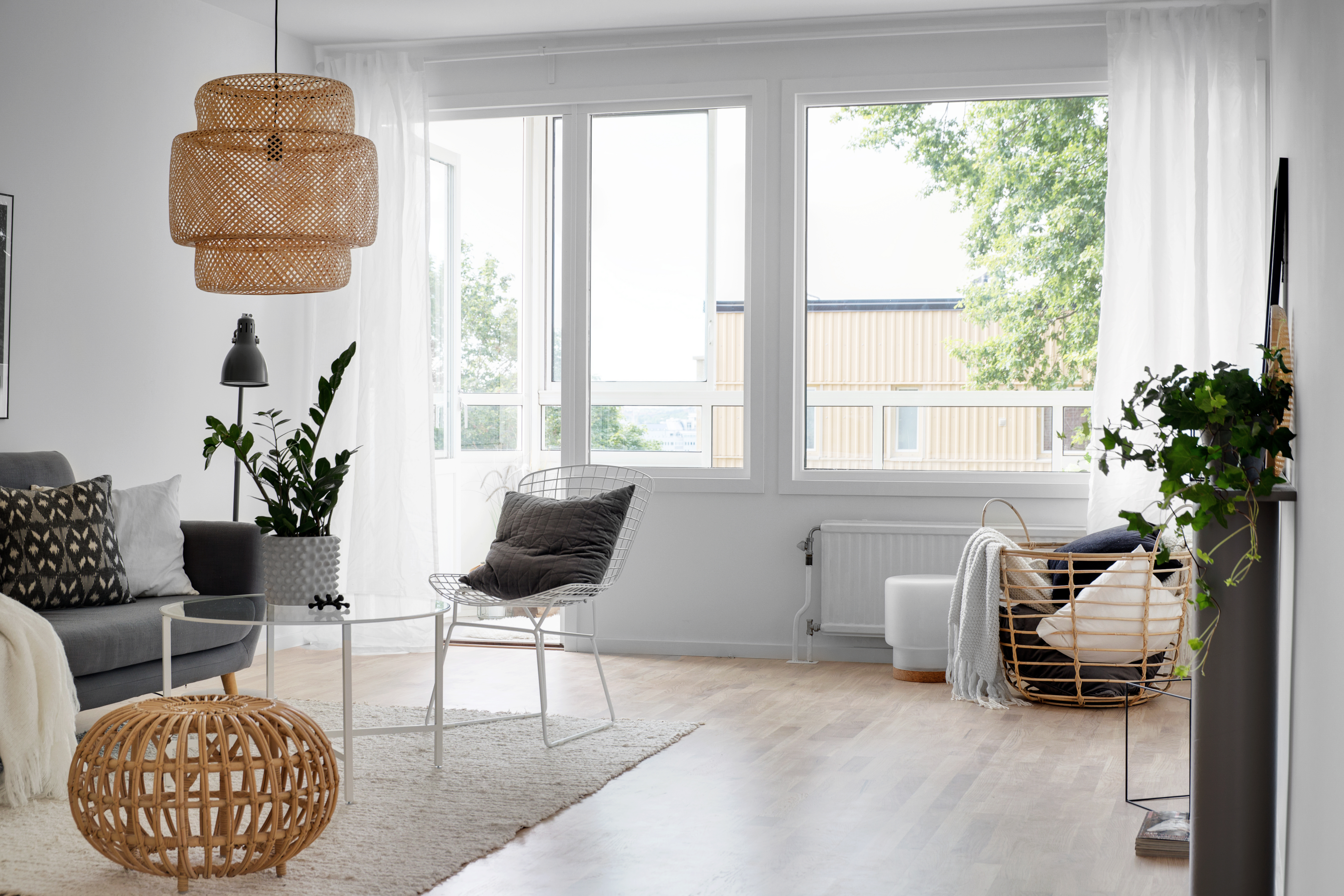 Homestyling tom lägenhet