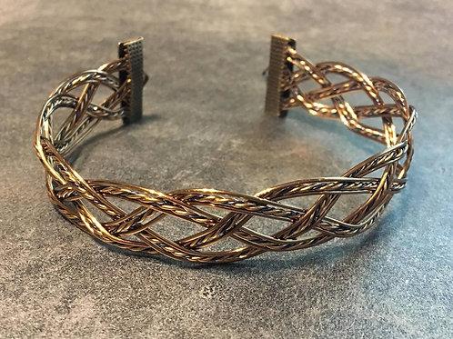 Bracelet écailles de serpent