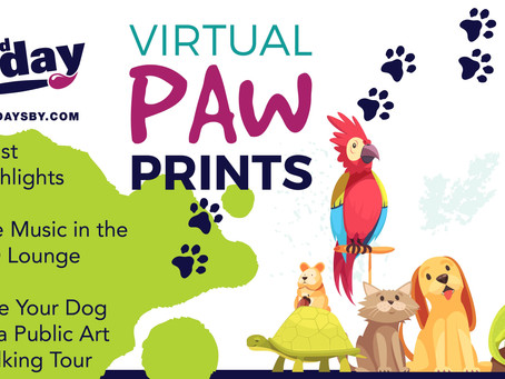 3rd Friday Paw Print - Virtual Recap - 6/19/2020