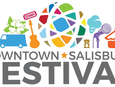 Downtown Salisbury Festival Returns June 12-14, 2020