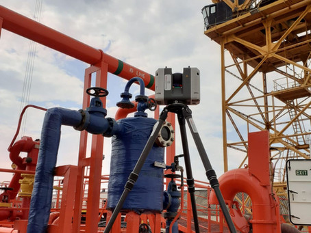 Astander provides 3D laser to avoid pipeline issues