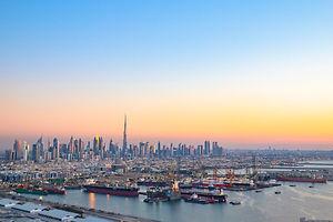 Drydocks World Dubai