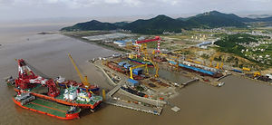 PaxOcean Zhoushan Shipyard