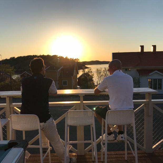 Fjällbacka Padel & Tennis- Café