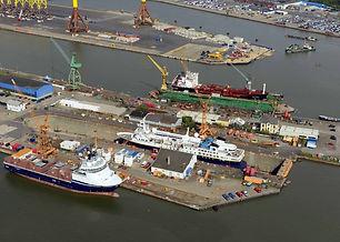 Lloyd Werft Bremerhafen