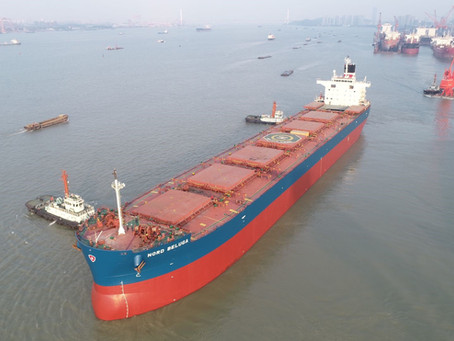 Chengxi delivers scrubber projects