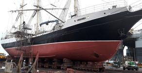 Astican repairs Swedish Gunilla