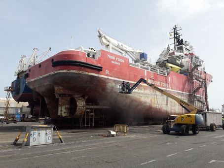 Another Thor vessel at Astican