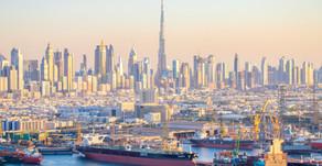 Inside view of Drydocks World Dubai
