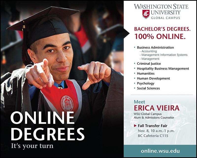 Bellevue College Ad