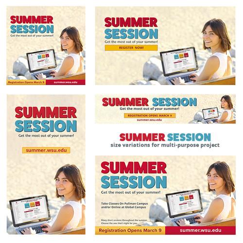 Summer Session refresh variations