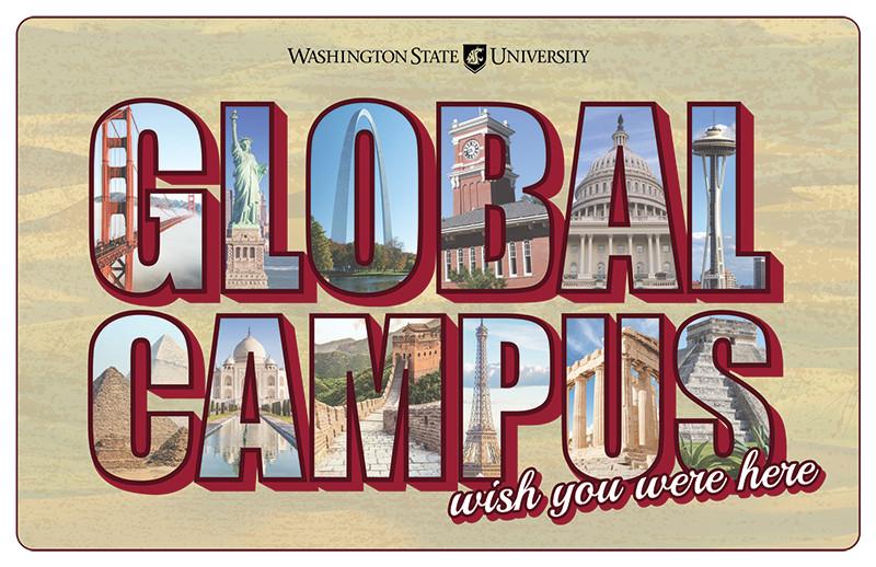 Retro Global Campus Mailer