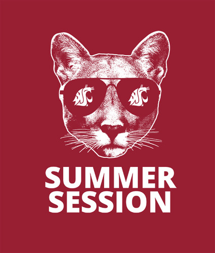 Summer Session Coug Shirt