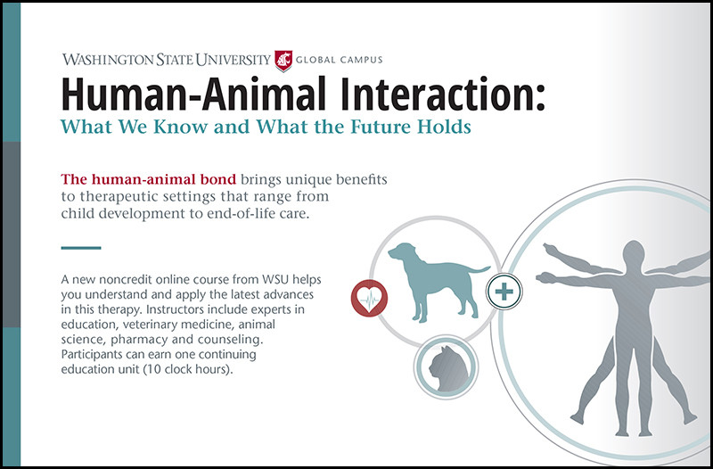 Human-Animal Interaction mailer