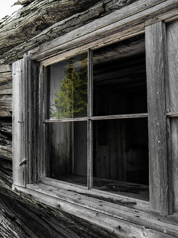 Russell Peak window