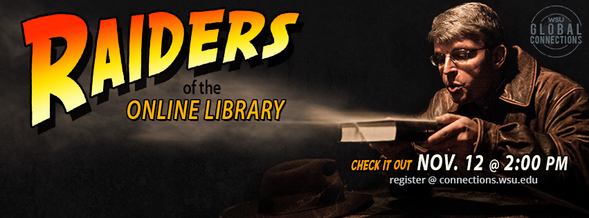 Raiders of the Online Library