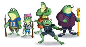 Frog Goblins