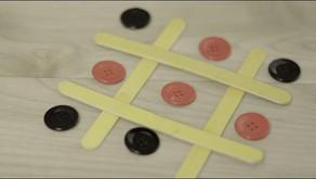 21/07: Jogo da velha de botão