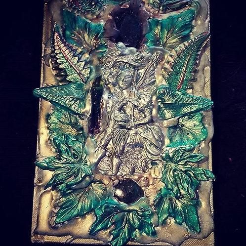 3-D Fairy Journal