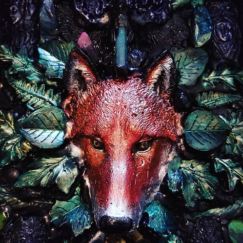 3-D Wilderness Fox Journal